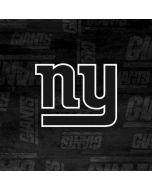 New York Giants Black & White Apple AirPods Skin