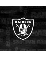 Oakland Raiders Black & White Xbox One Controller Skin