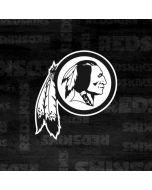 Washington Redskins Black & White PS4 Pro/Slim Controller Skin