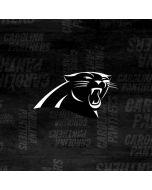 Carolina Panthers Black & White Apple AirPods Skin