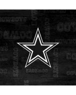 Dallas Cowboys Black & White PlayStation Scuf Vantage 2 Controller Skin