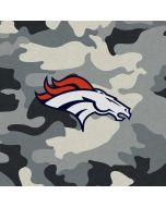 Denver Broncos Camo Apple AirPods Skin