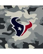 Houston Texans Camo Xbox One X Console Skin