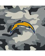 Los Angeles Chargers Camo PlayStation Scuf Vantage 2 Controller Skin