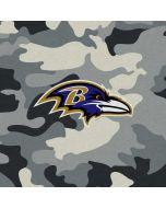 Baltimore Ravens Camo Nintendo Switch Bundle Skin