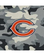 Chicago Bears Camo Moto X4 Skin