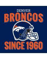 Denver Broncos Helmet LG G6 Skin