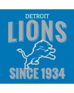 Detroit Lions Helmet HP Chromebook Skin