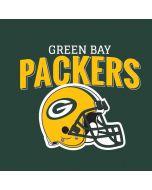 Green Bay Packers Helmet Moto X4 Skin