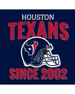 Houston Texans Helmet Moto X4 Skin