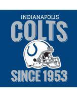 Indianapolis Colts Helmet Moto X4 Skin