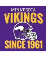 Minnesota Vikings Helmet Yoga 910 2-in-1 14in Touch-Screen Skin