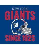 New York Giants Helmet Aspire R11 11.6in Skin