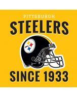 Pittsburgh Steelers Helmet Yoga 910 2-in-1 14in Touch-Screen Skin