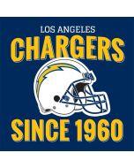 Los Angeles Chargers Helmet Apple iPad Skin