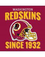 Washington Redskins Helmet Moto G6 Skin