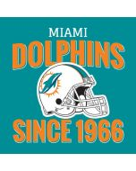 Miami Dolphins Helmet Yoga 910 2-in-1 14in Touch-Screen Skin
