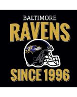 Baltimore Ravens Helmet Dell XPS Skin