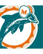 Miami Dolphins Retro Logo Apple iPod Skin
