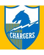 Los Angeles Chargers Retro Logo Incipio DualPro Shine iPhone 6 Skin