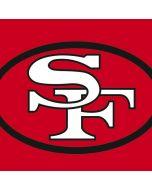 San Francisco 49ers Retro Logo Xbox One Console Skin