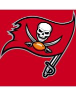 Tampa Bay Buccaneers Large Logo Xbox One Console Skin