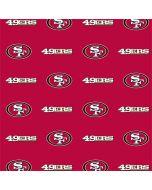 San Francisco 49ers Blitz Series Asus X202 Skin