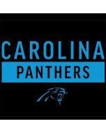 Carolina Panthers Black Performance Series Apple AirPods Skin