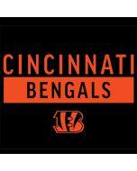 Cincinnati Bengals Black Performance Series Apple AirPods Skin