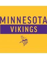 Minnesota Vikings Yellow Performance Series Asus X202 Skin
