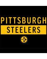 Pittsburgh Steelers Black Performance Series Apple AirPods Skin