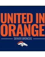 Denver Broncos Team Motto Apple AirPods Skin