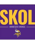 Minnesota Vikings Team Motto Wii U (Console + 1 Controller) Skin