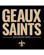 New Orleans Saints Team Motto Apple iPad Skin