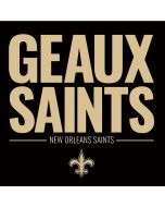New Orleans Saints Team Motto Amazon Fire TV Skin