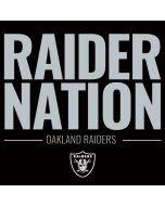 Oakland Raiders Team Motto Playstation 3 & PS3 Slim Skin