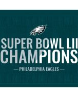 Philadelphia Eagles Super Bowl LII Champions Playstation 3 & PS3 Slim Skin