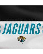 Jacksonville Jaguars White Striped Moto X4 Skin
