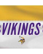 Minnesota Vikings White Striped HP Envy Skin