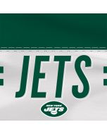 New York Jets White Striped Apple AirPods 2 Skin