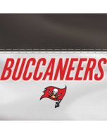 Tampa Bay Buccaneers White Striped Dell XPS Skin