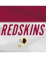 Washington Redskins White Striped Moto G6 Skin