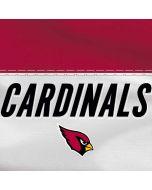 Arizona Cardinals White Striped Dell XPS Skin