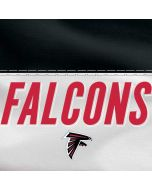 Atlanta Falcons White Striped Amazon Fire TV Skin