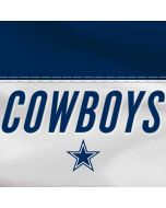 Dallas Cowboys White Striped Lenovo T420 Skin