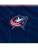 Columbus Blue Jackets Jersey Apple iPod Skin