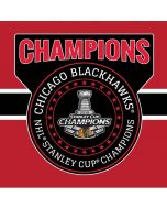 Champions Chicago Blackhawks 2015 Stanley Cup Dell XPS Skin