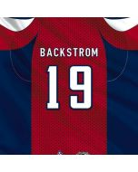 Washington Capitals #19 Nicklas Backstrom Xbox One Controller Skin