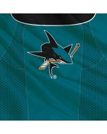 San Jose Sharks Home Jersey Dell XPS Skin