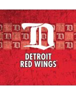Detroit Red Wings Vintage Xbox One Console Skin